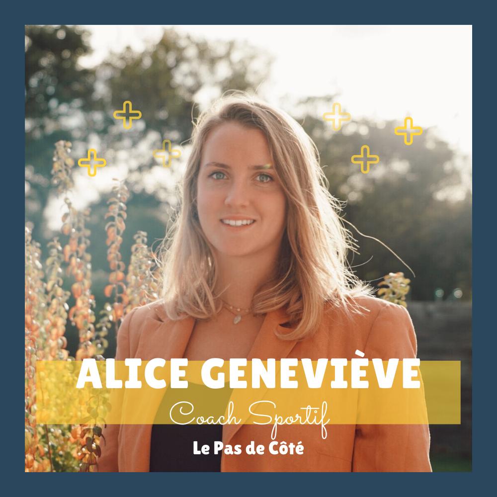 Alice GENEVIEVE